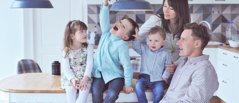 Šeimo kortelė - šeimos nuotrauka
